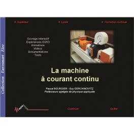 La machine à courant continu - MCC